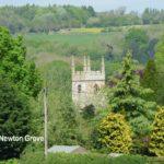 Church Tower South Newington Newton Grove CL