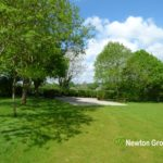View to entrance Newton Grove CL South Newington